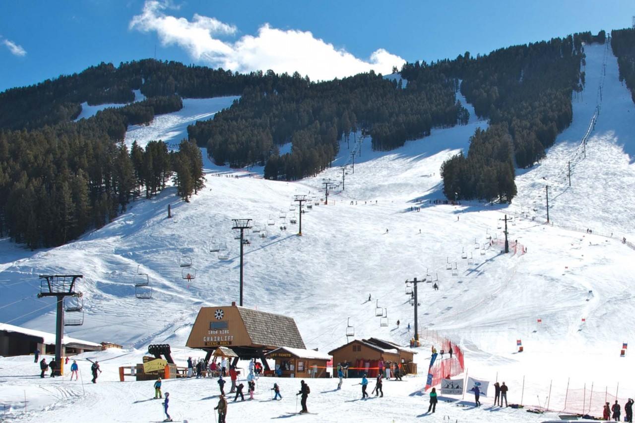 winter at snow king mountain - jackson hole traveler