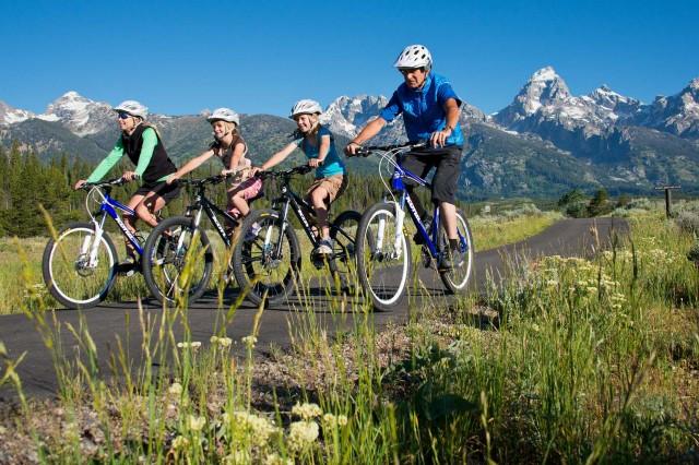 Bikes Jackson Wy Jackson Hole Pathways