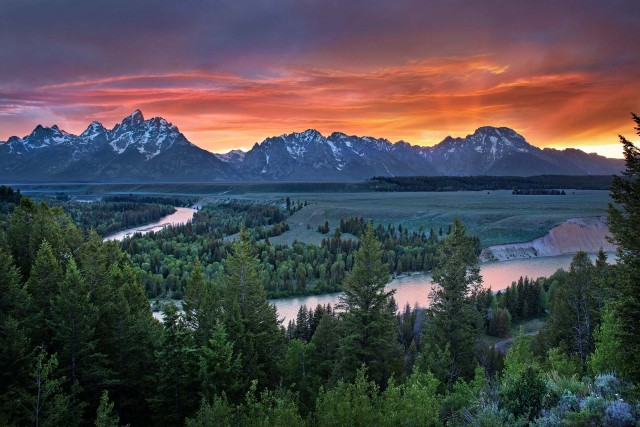 Grand Teton Lodge Company Jackson Hole Traveler