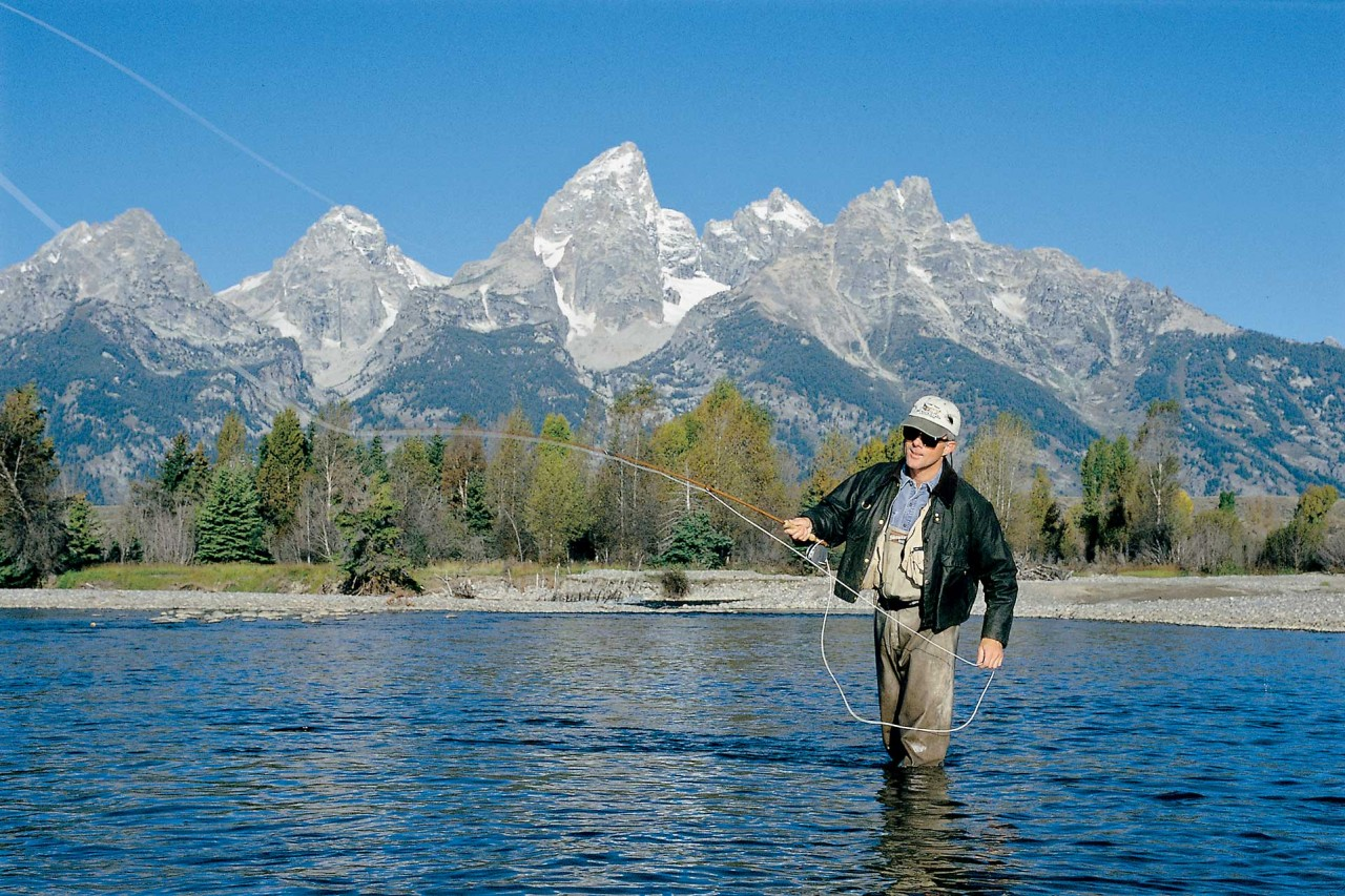 Fly Fishing Jackson Hole The Essentials