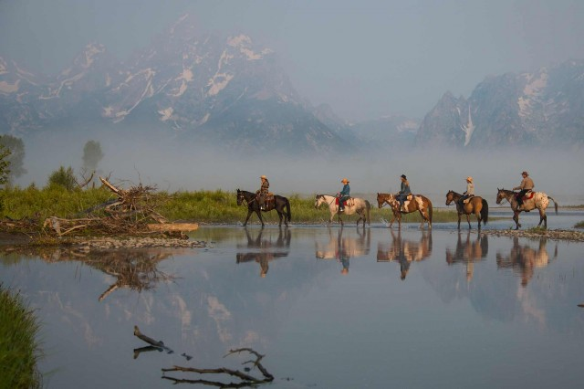Horseback Riding In Jackson Hole The Essentials