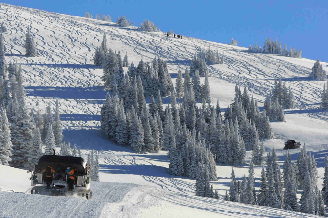 Winter At Grand Targhee Resort Jackson Hole Traveler - Grand targhee resort