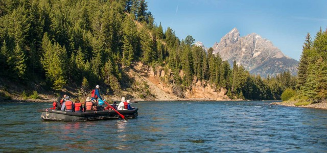 Scenic Float Trips Jackson Hole Traveler
