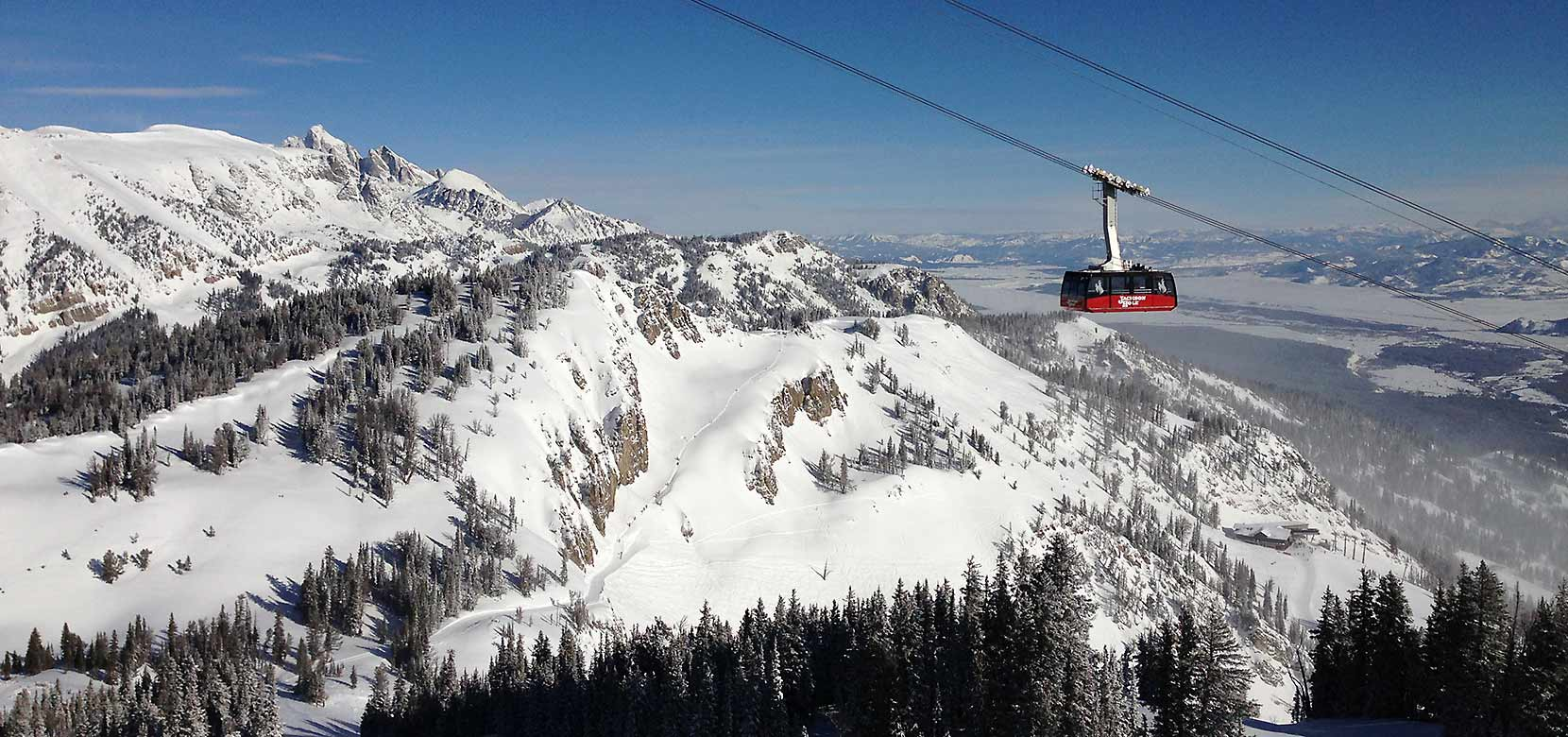 Jackson Hole Skiing - Jackson Hole Mountain Resort