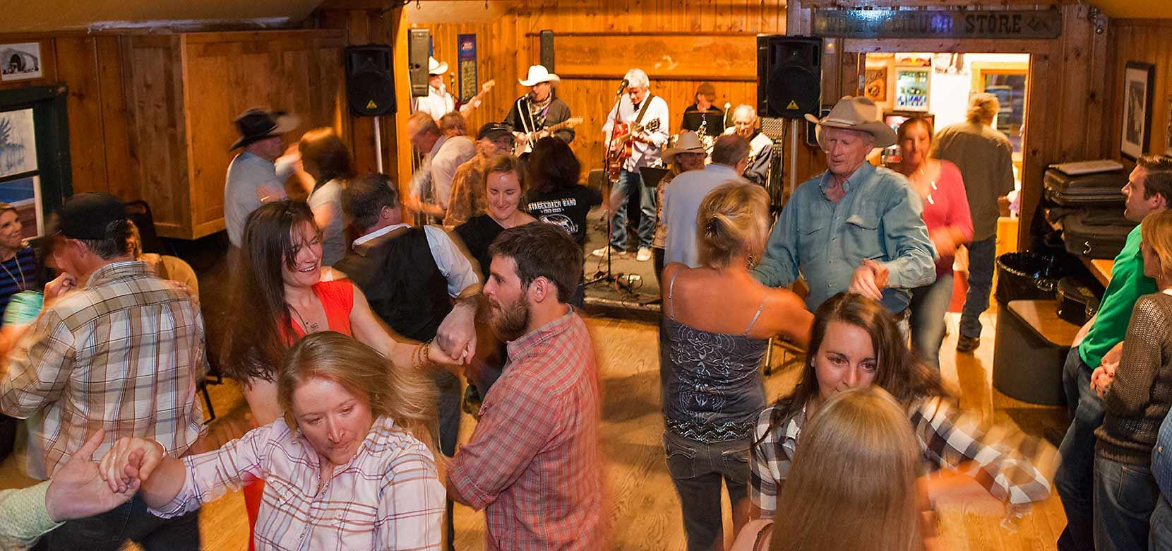 Jackson Hole Nightlife - Stagecoach Bar