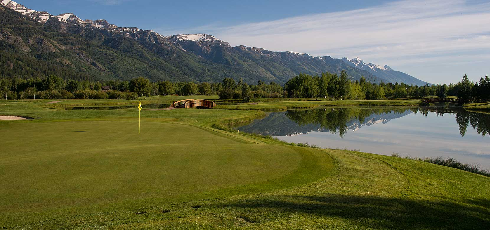 Jackson Hole Golf Courses