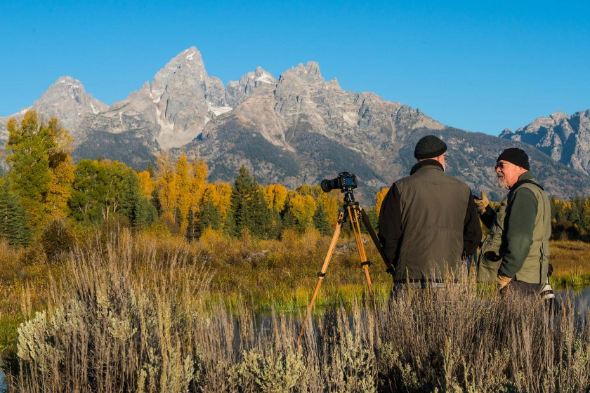 Where the best national parks to photograph moose?