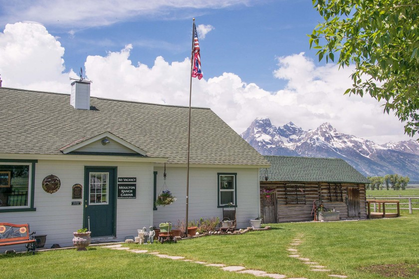 exterior book budges wyoming jackson grand slide teton all winter cabin lake hole cabins md