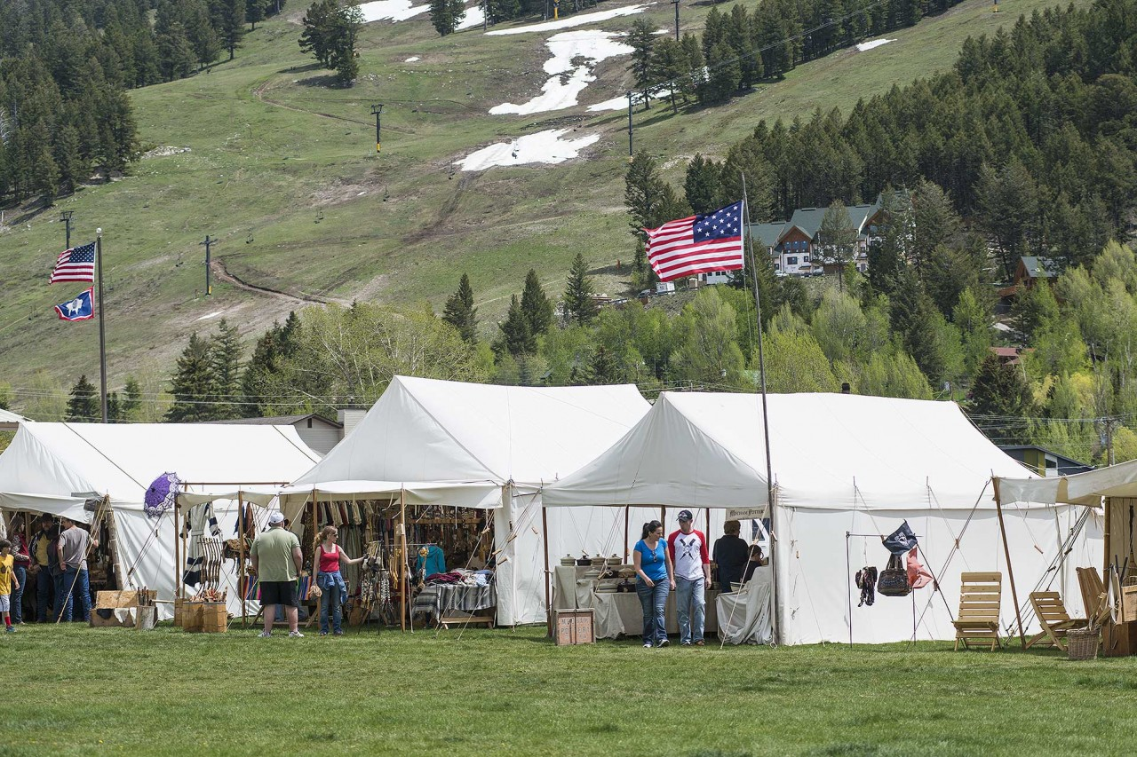 Jackson Hole Old West Days Schedule Of Events