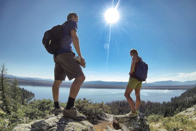 Top Grand Teton Hiking Trails