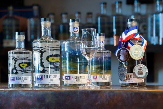 Craft Distillery Business Plan