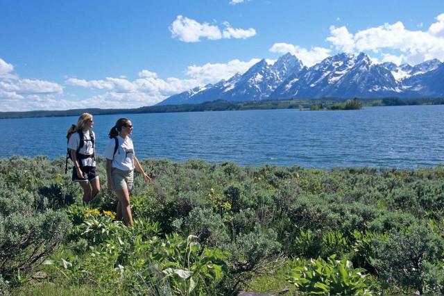Short Grand Teton National Park Hikes Jackson Hole Traveler