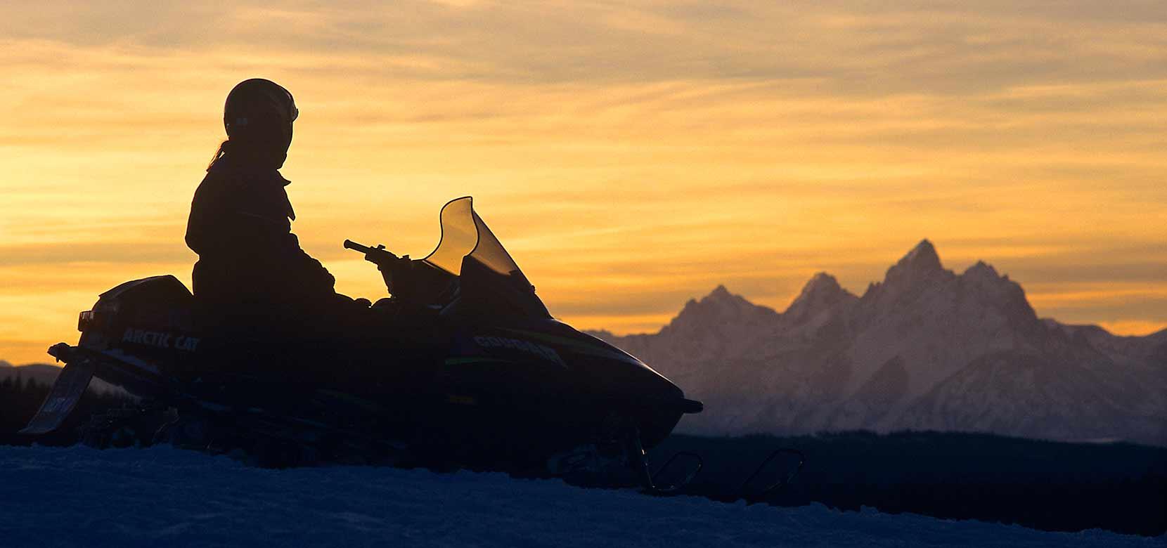 Jackson Hole Snowmobiling - Jackson Hole Traveler