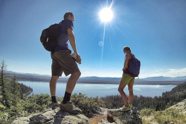 Top Grand Teton Hiking Trails