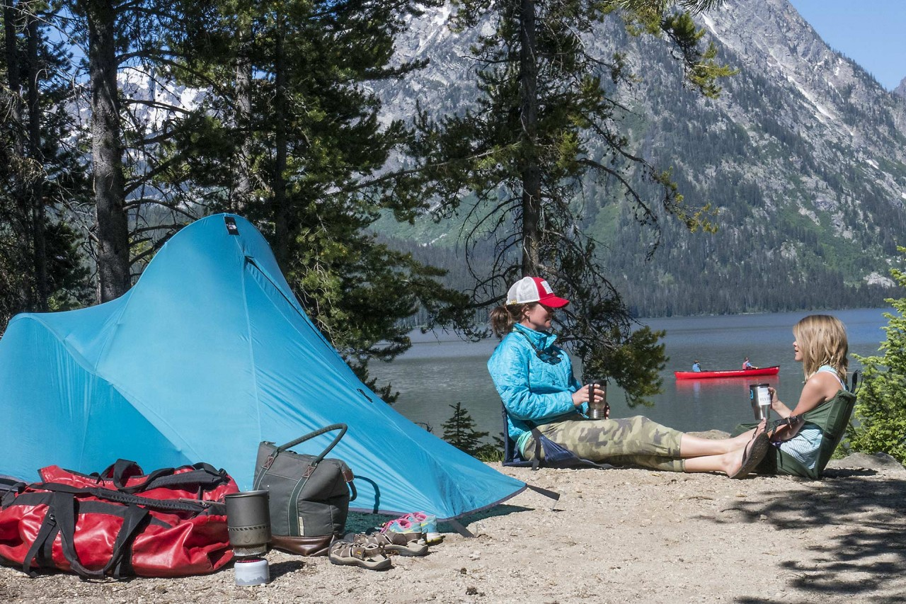 Travel trailer camping without hookups clothing