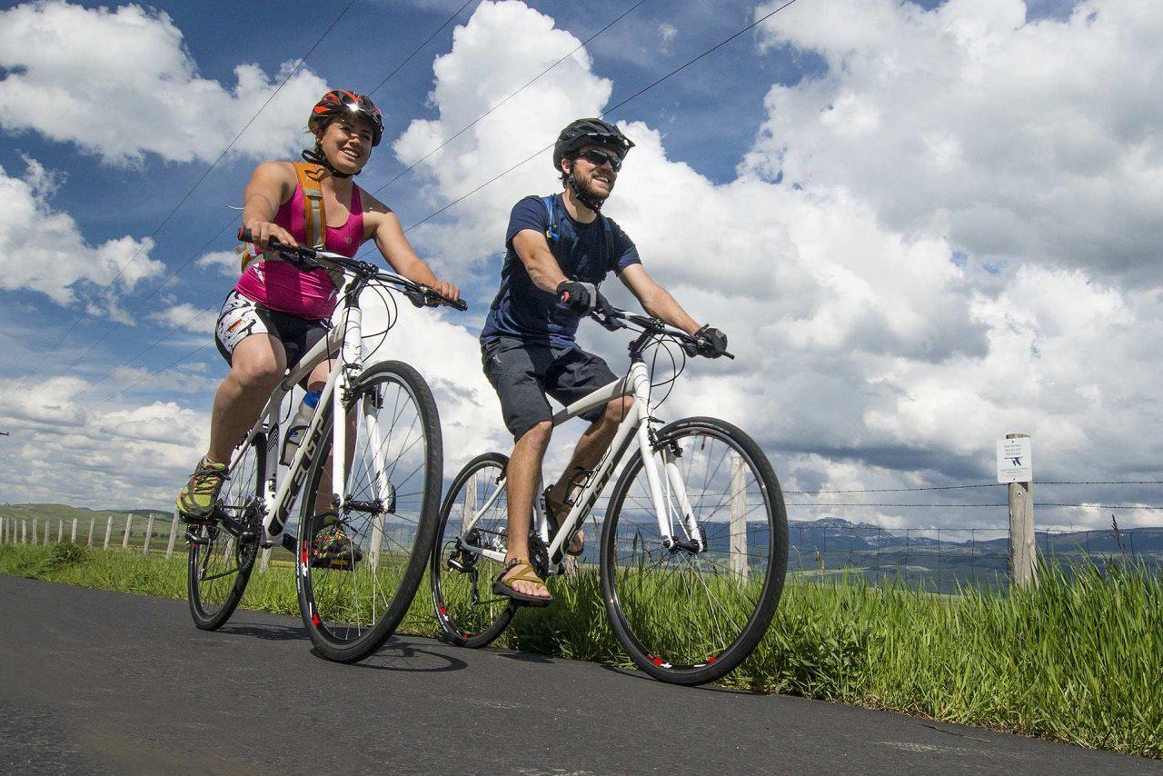 jackson hole and grand teton biking pathways