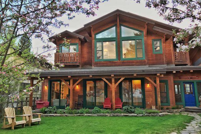 Alpine House Lodge And Cottages Jackson Hole Traveler